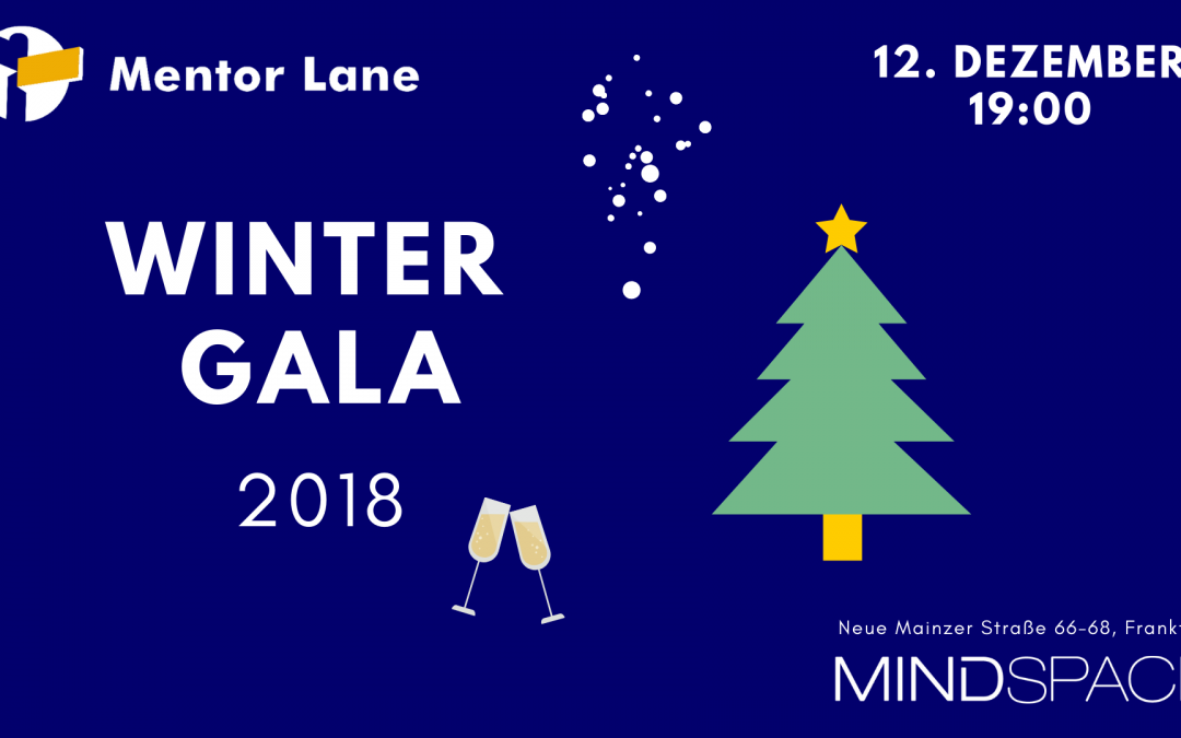 Mentor Lane Winter Gala 2018