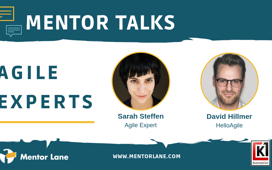 Mentor Talks: Agile Experts (14.08.19)