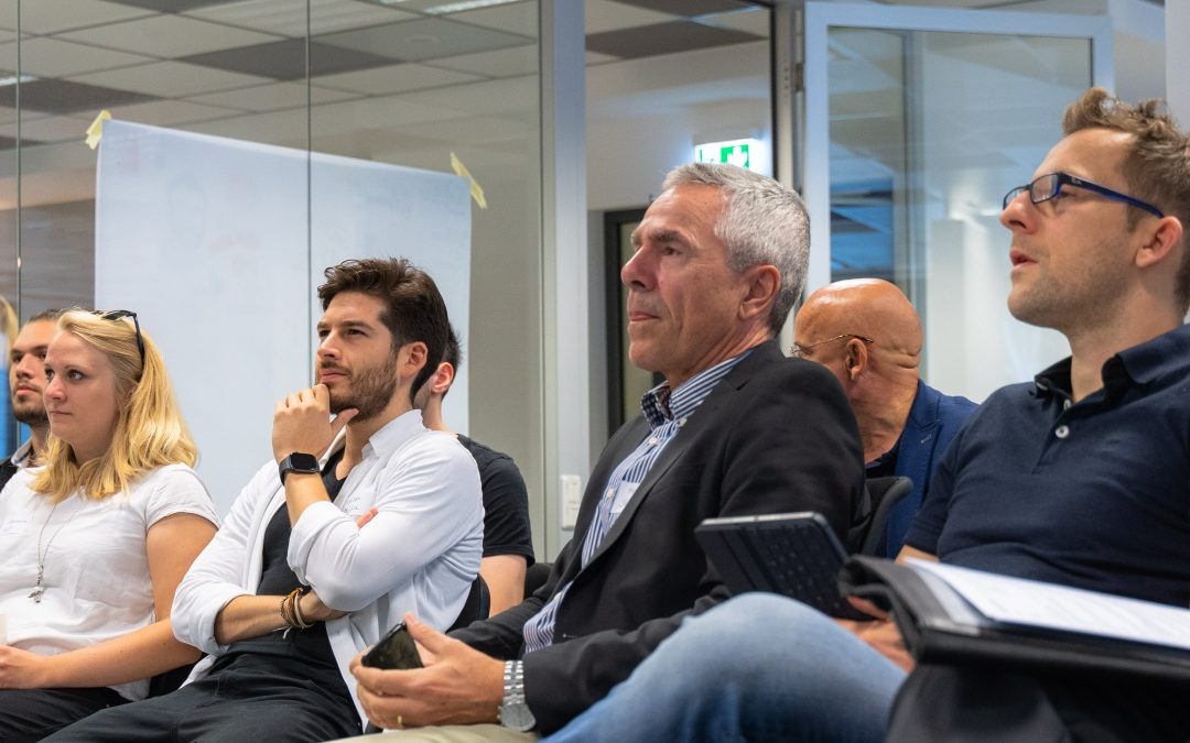 Pitch Your Idea! – Höhle der Mentoren | Rückblick vom 18.09.2019